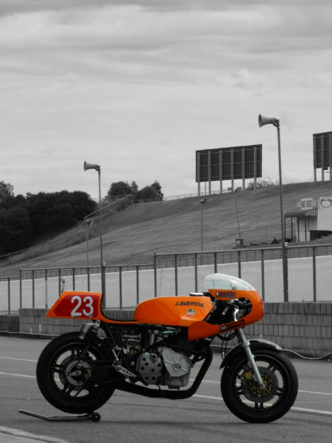Laverda Race Bike
