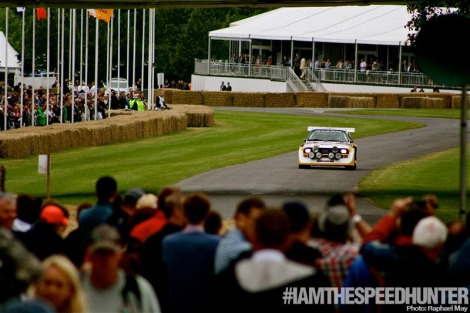 Goodwood, Audi, Quatrro, speedhunters