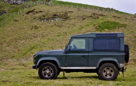 Land Rover, Defender, 90