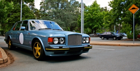 Bentley, Turbo, R, Classic, English, Car