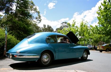 Bristol, Classic, Vintage, car