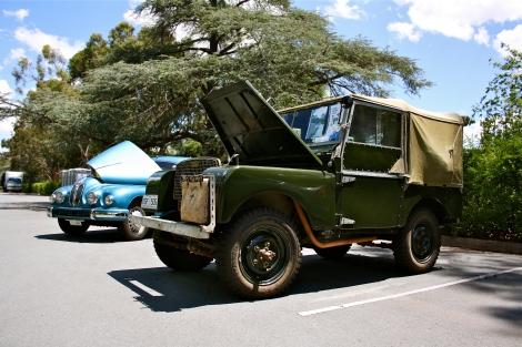 Land Rover, Classic, Bristol