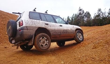 Rav4, Toyota, 4wd