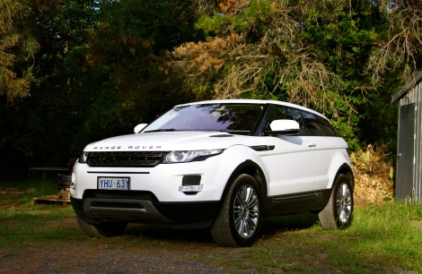 Build it and they will come. The proof's in the Evoque.