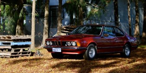 BMW, 633csi, 635csi, E24