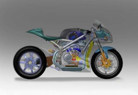 Norton, super, bike, superbike