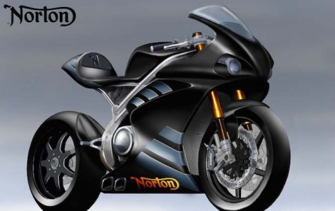 Norton, 1200cc, V4, superbike