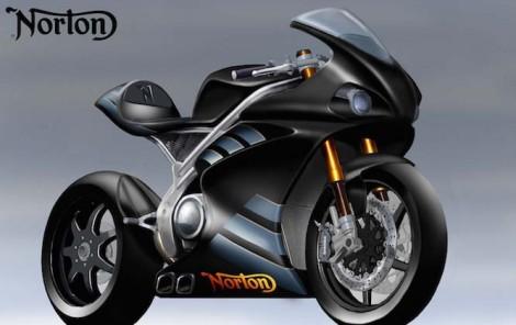 Norton, 1200cc, V4, superbike