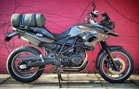 F700GS, F800GS, BMW, motorrad