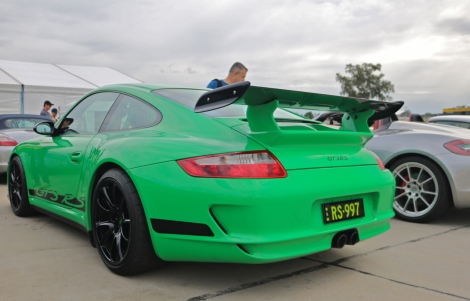 997 gt3 rs 911