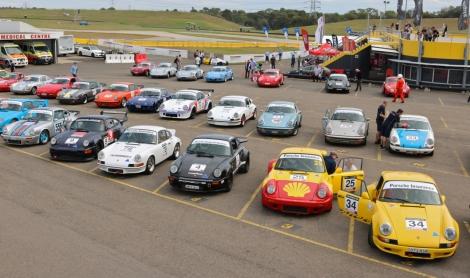 Porsche 911 rennsport