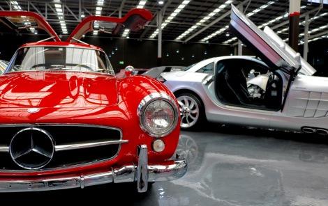 Mercedes, 300sl, Mclaren