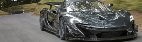 McLaren, P1, GTR, LM