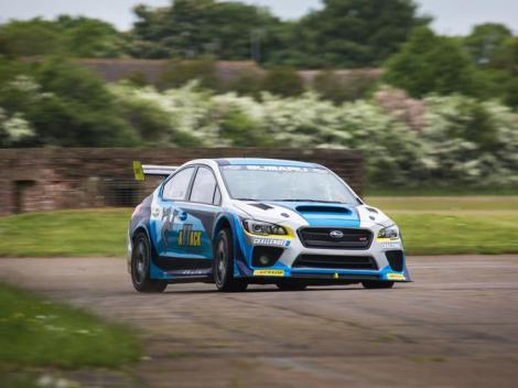 Mark Higgins, TT, Subaru