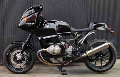 Ritmo Sereno, BMW, R100RS