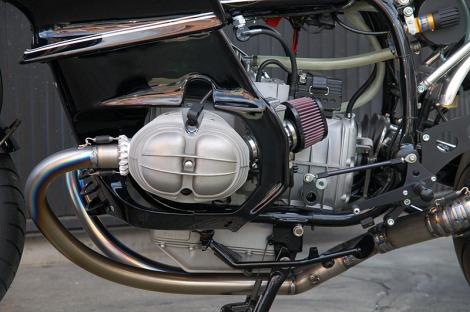 BMW, R100RS, Ritmo Sereno