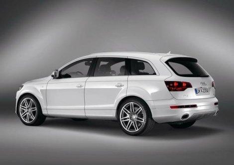 Audi, Q7, TDI, turbo, diesel