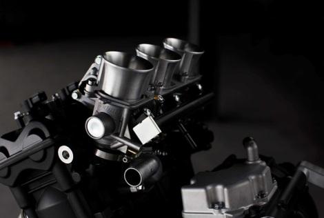 Triumph, Moto2, engine
