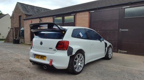 Polo, WRC, VR6, turbo