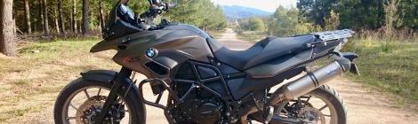 BMW, F700GS