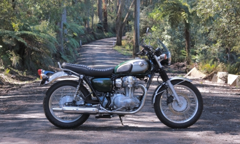 W800 Kawasaki