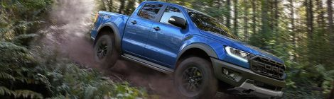 Ford, Ranger, Raptor